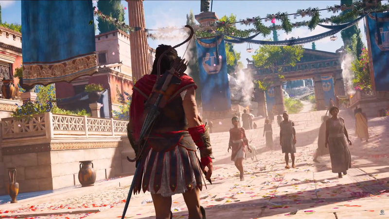 Illustration for article titled Everything Ubisoft Showed At E3 2018