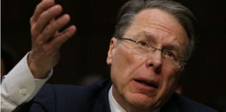 Wayne LaPierre of the NRA (Mark Wilson/Getty Images News)