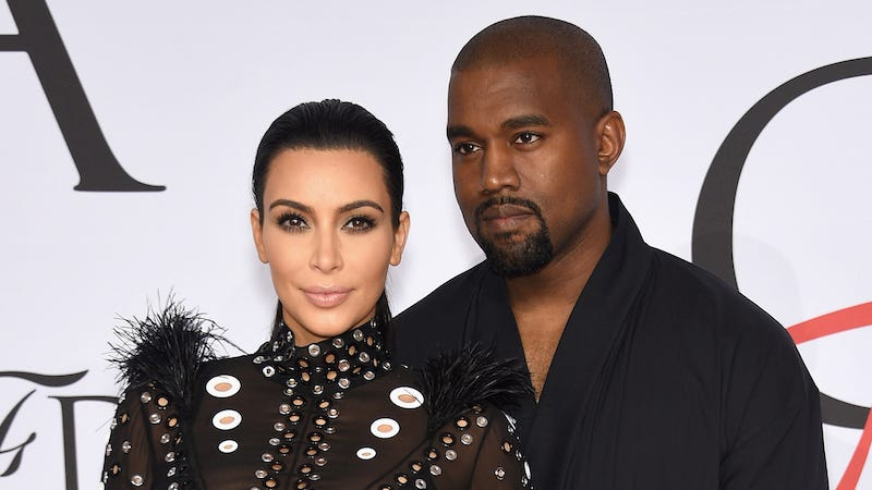 Illustration for article titled Are Kim Kardashian and Kanye West Seriously Naming Their Son Easton?
