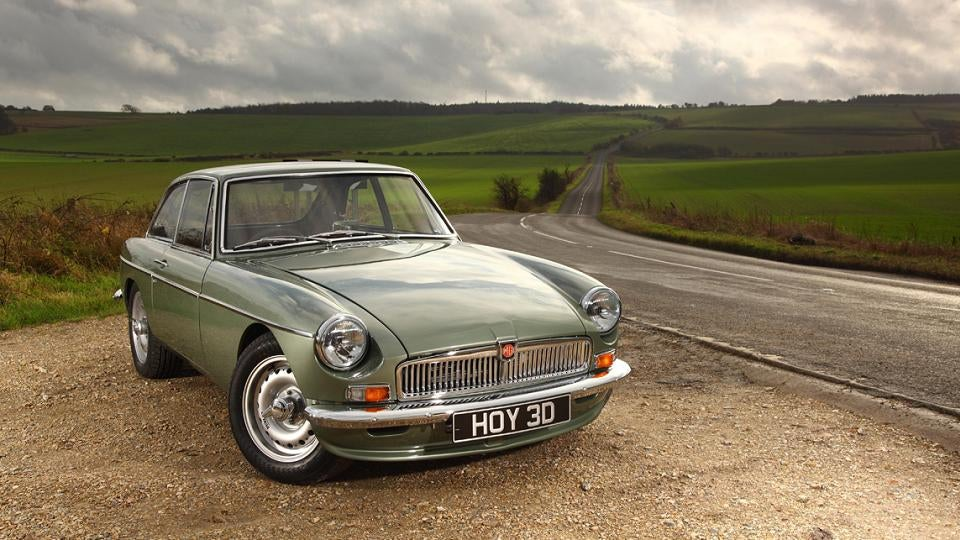 A Reliable Miata Powered Mgb Gt Will Only Cost You 77k