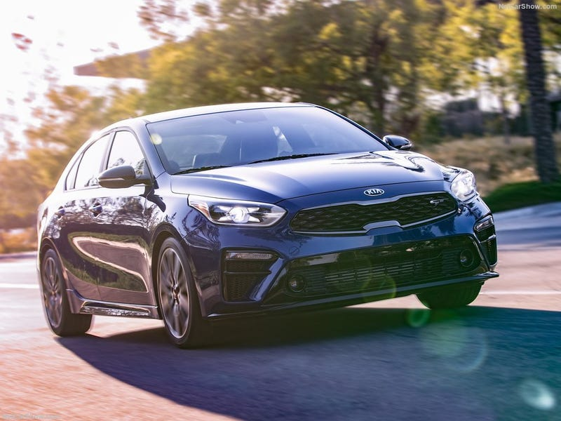 The Kia Forte Gt Is The 6 Speed Korean Sport Compact You Never Knew