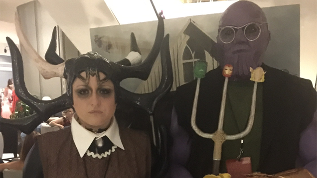io9 Halloween Costume Show Week 2: Marvel Gothic Edition
