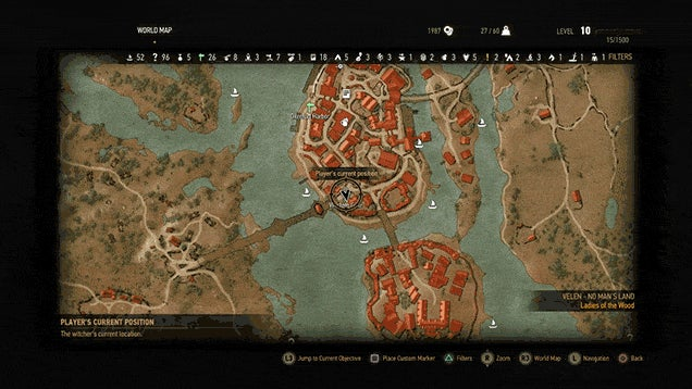 A beginners guide to the world of the witcher gumiabroncs Image collections