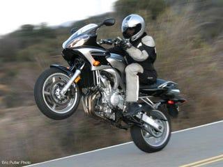 2009 Yamaha FZ6 Fazer: MUH FREEDOM MACHINE Review