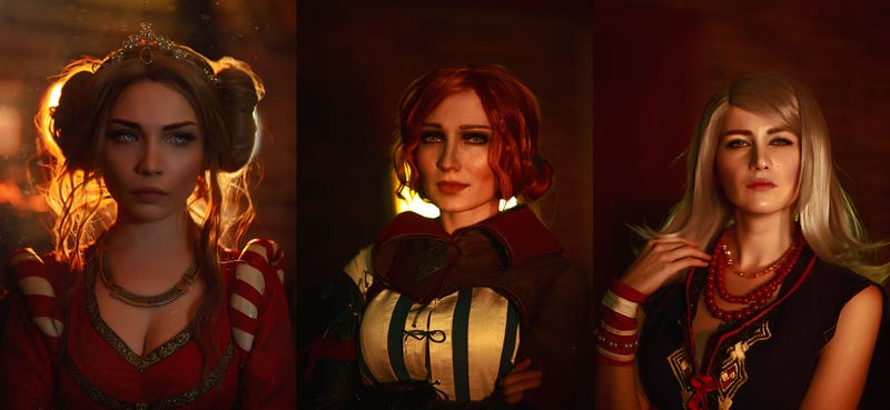 All The Witcher's Witches