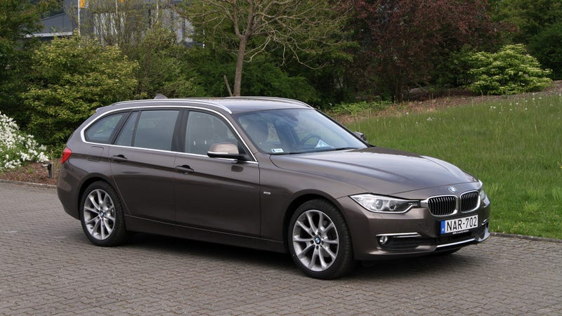 Illustration for article titled Driving A BMW Wagon For A Week Almost Made Me Move To Germany