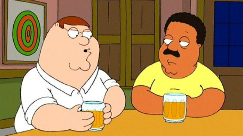 Illustration for article titled Fox renews both Family Guy and The Cleveland Show
