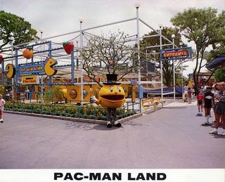 Illustration for article titled It Was Called Pac-Man Land