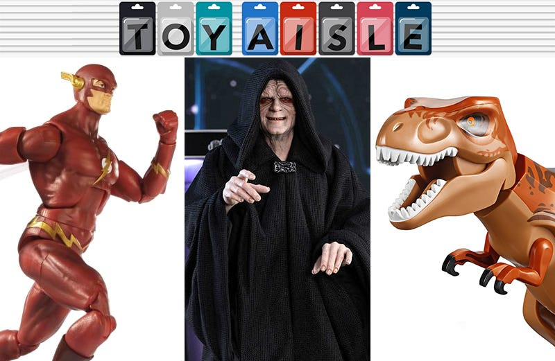Illustration for article titled A Very Fancy Emperor Palpatine, and More of the Coolest Toys of the Week