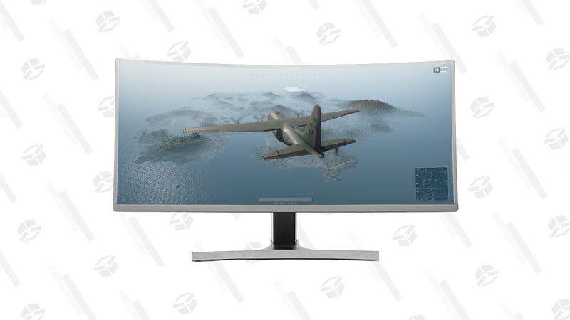 Vast 35-Inch Curved Gaming Monitor | $500 | Massdrop