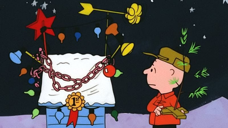 Illustration for article titled TV Christmas Specials