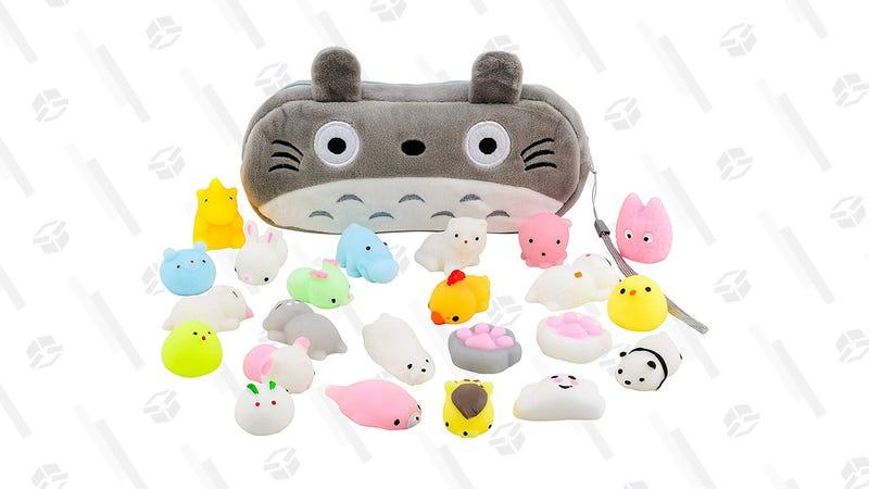 Mochi Squishy Toys | $16| Amazon