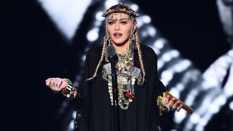 Illustration for article titled Madonna Feels 'Raped' by That New York Times Profile