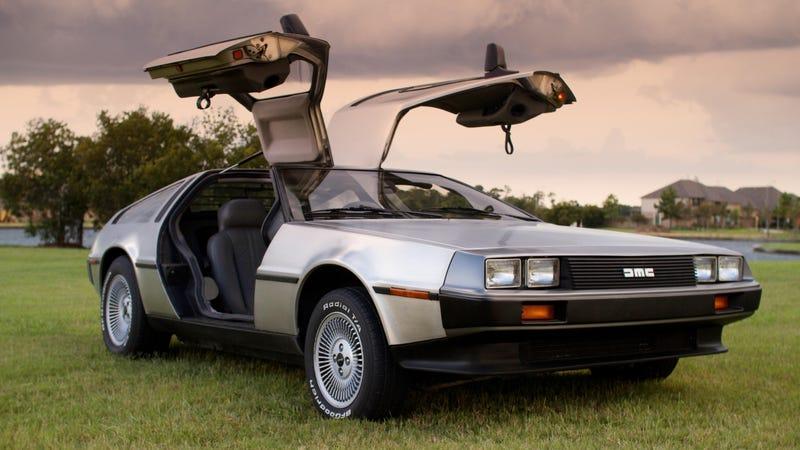 DeLorean, regreso al 2017