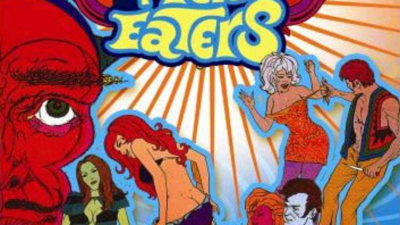 Illustration for article titled The Acid Eaters (1968)