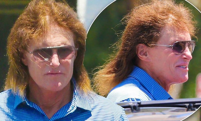 Illustration for article titled Bruce Jenner's mullet needs to be a meme