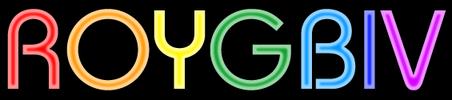 ROYGBIV logo
