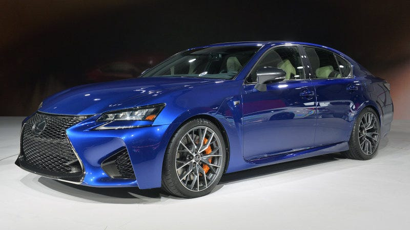 Lexus Of Baton Rouge >> Why was I not informed that the GS-F was a thing?