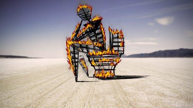 meet the shit queen of burning man commander of 1 400 porta potties. Black Bedroom Furniture Sets. Home Design Ideas