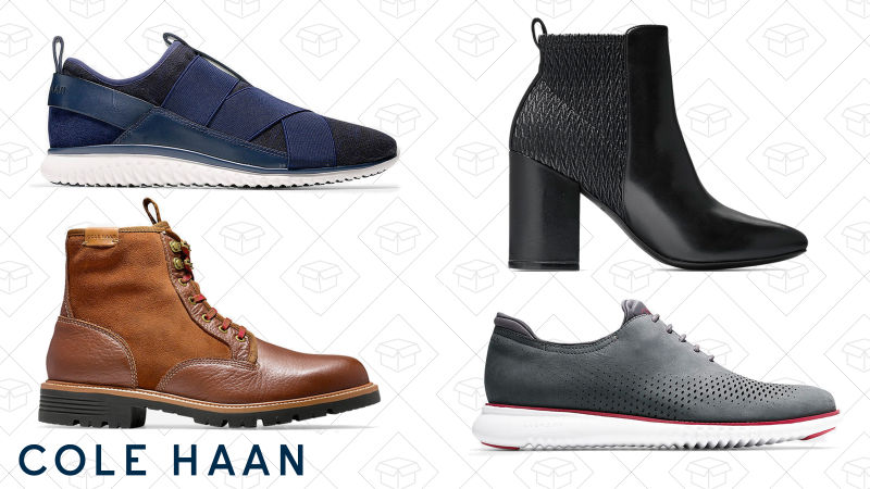 Extra 40% off sale styles | Cole Haan | Use code SAVE