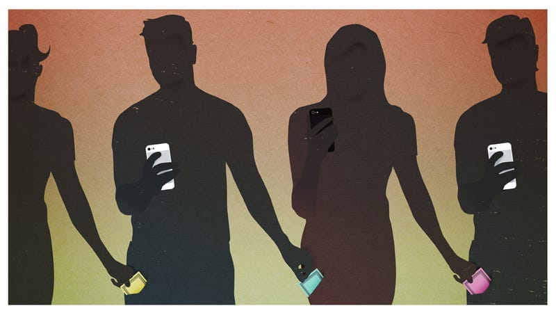 Illustration for article titled Here's an App That Lets You Rob Strangers Without Getting Caught