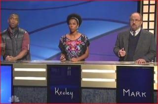 NBCLouis C.K. hosts Saturday Night Live