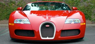 Illustration for article titled Four Reasons Why You Should Absolutely Never, Ever Buy A Bugatti Veyron