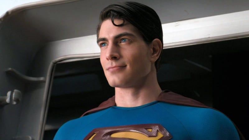 Brandon Routh sure was a Superman, huh?