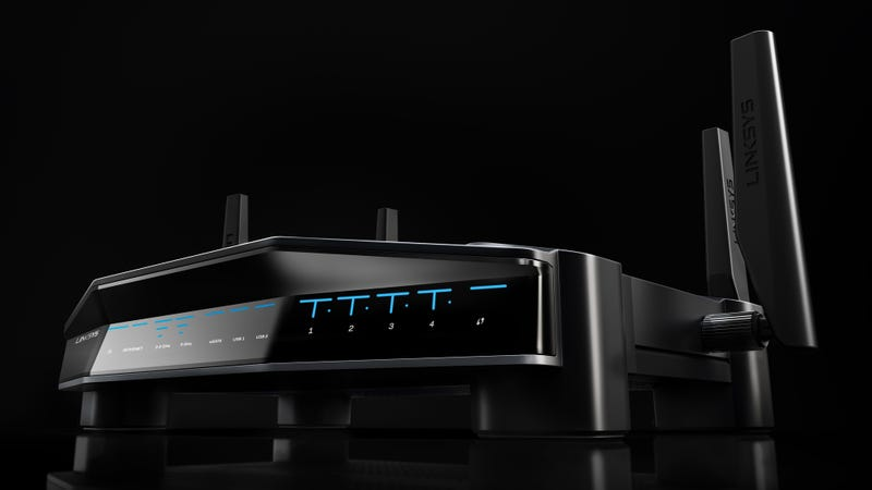 Illustration for article titled Move Over, Netflix, Linksys' New Wi-Fi Router Prioritizes Video Games