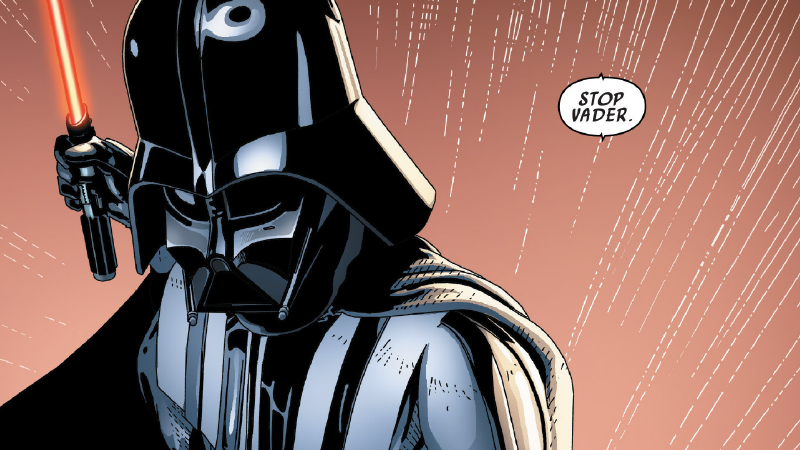 How Marvel's Comic Reinstated Darth Vader as the Galaxy's Most Terrifying Villain