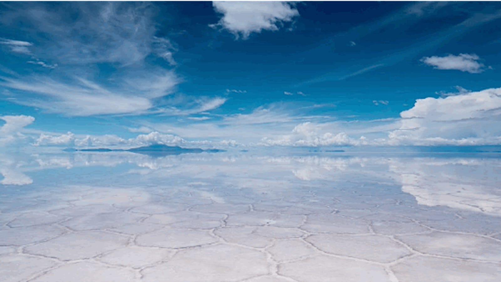La imposible belleza de Uyuni, la mayor reserva de litio del planeta