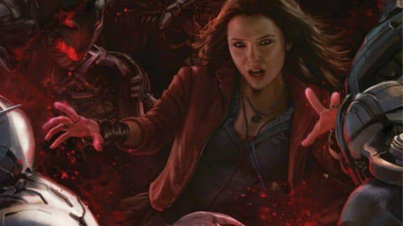 Scarlet Witch will return in Captain America: Civil War