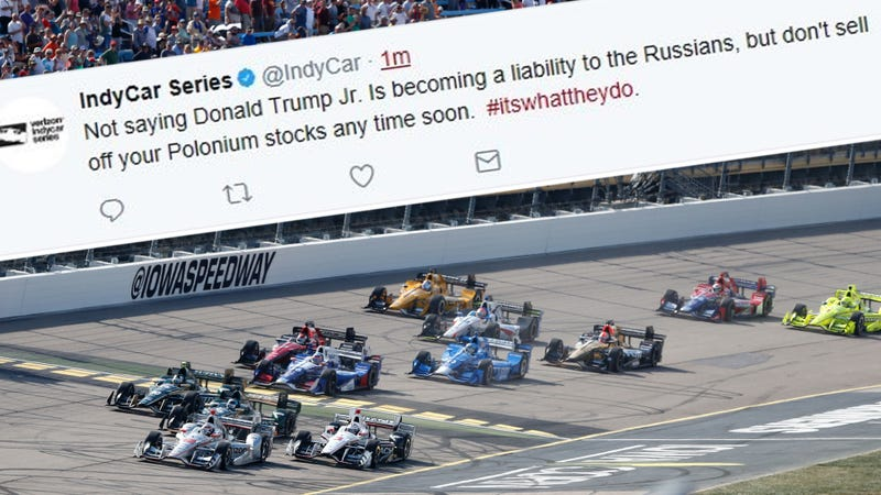 Screencap via Twitter/@EricSturrock; Photo credit: Charlie Neibergall/AP Images