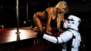 Illustration for article titled New Star Wars TV series promises space hookers!