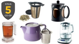 Illustration for article titled Five Best Tea Steepers