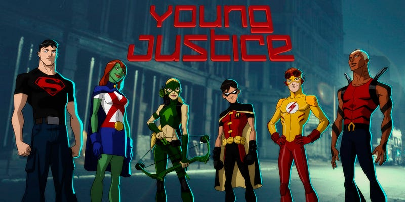 Illustration for article titled What will happen in Young Justice: Outsiders?