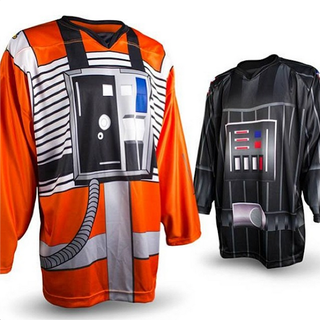 """Illustration for article titled Minor League Hockey Team's """"Star Wars Night"""" Sounds Awesome"""