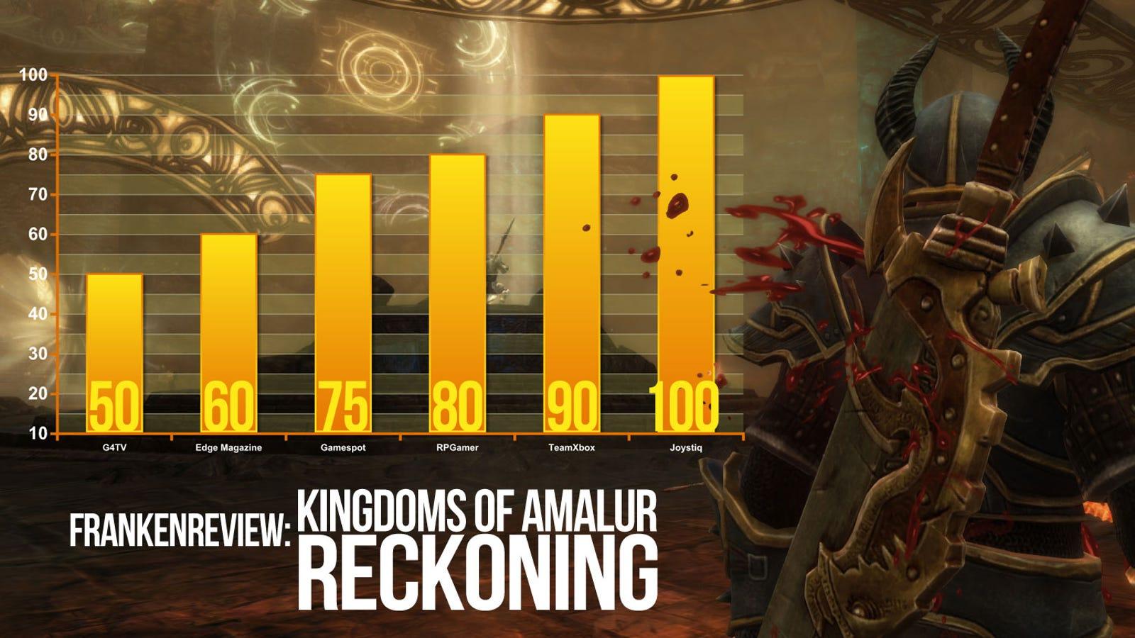 Kingdoms of Amalur: Reckoning Leveled Up Considerably During