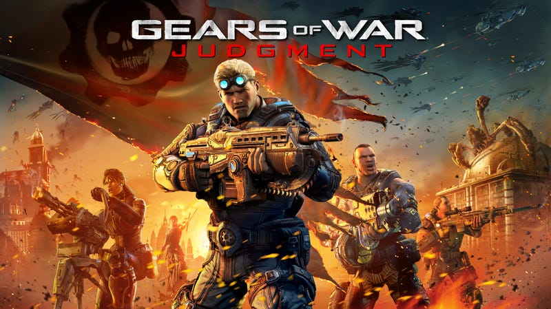 Illustration for article titled TAY Game Night: Gears of War: Judgement (Xbox 360)