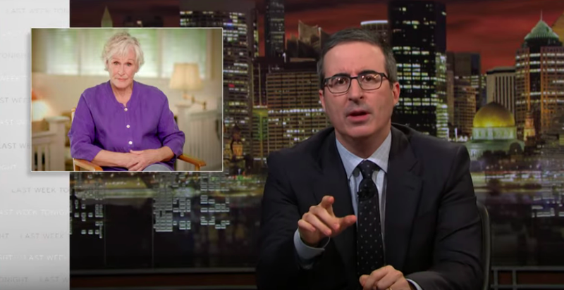 Tracy Morgan and Glenn Close help John Oliver dig deep into America's botched autopsy system