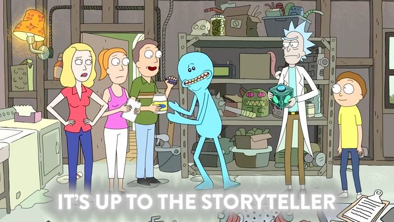 Dan Harmon's universal theory of storytelling gets an animated explainer