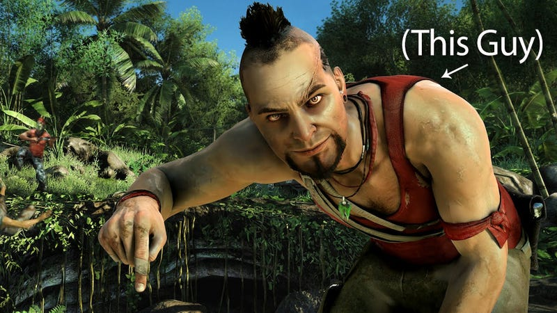 Illustration for article titled A Simple Way To Fix Far Cry 3's Dumb Story