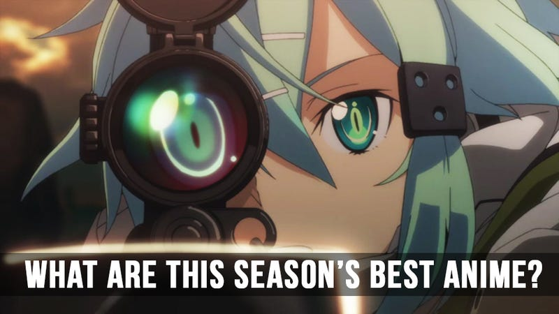 Illustration for article titled Poll: The Best Anime of Summer 2014