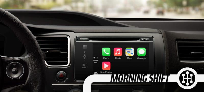 Illustration for article titled Ford And Toyota Don't Want Apple And Google Taking Over The Dashboard