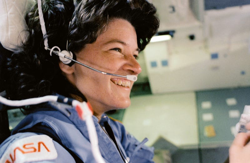 Illustration for article titled Sally Ride: Space Explorer, Rockin' Rocketship Lady, All-Around Badass