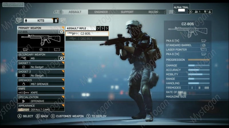 Leaked Images Of Battlefield 4 Alpha Give Many Hints Of New Features