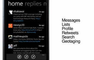 Seesmic App Looks So Much Better On Windows Phone 7 Than ...