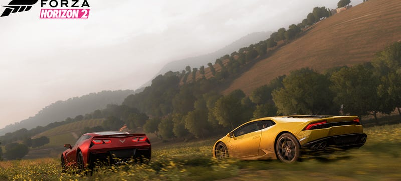 Illustration for article titled Forza Horizon 2's Car List Is Looking Pretty Awesome So Far