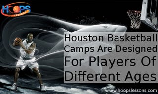 Illustration for article titled Houston Basketball Camps Are Designed For Players Of Different Ages