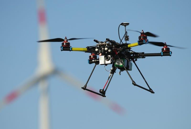 drone pas cher avec autonomie